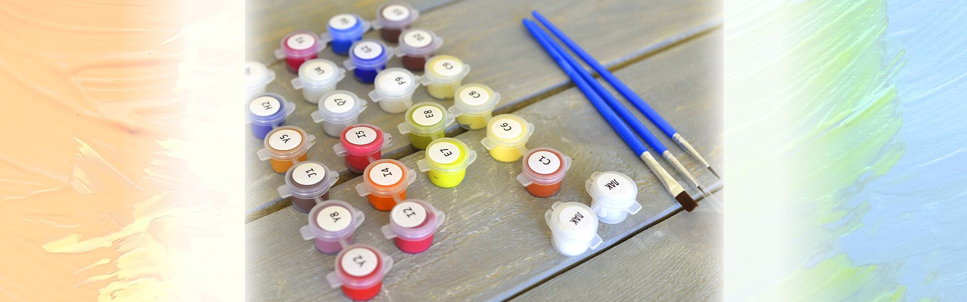 Используем только качественные материалы и краски