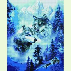 Волки - духи гор
