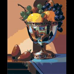 Кубок с фруктами