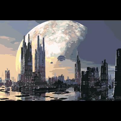 Город будущего