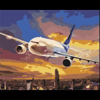 Пролетая над городом