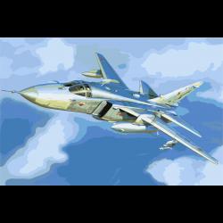 Истребитель Су-24