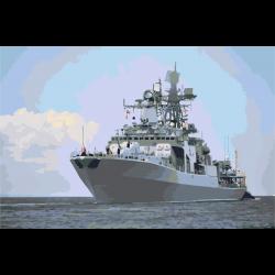 Противолодочный корабль