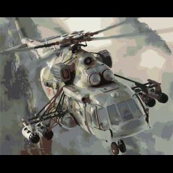 Вертолёт Ми-24