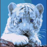 Милый тигрёнок