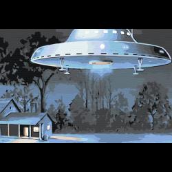 Инопланетный визит