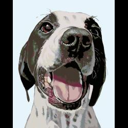 Дворовый пес