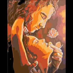 Картина по номерам - Любовь
