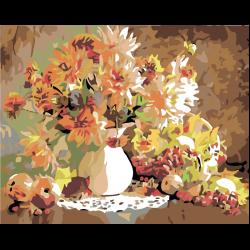 Картина по номерам - Осенний натюрморт