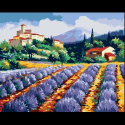 Цветочная плантация