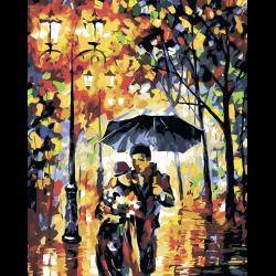 Прогулка под зонтом