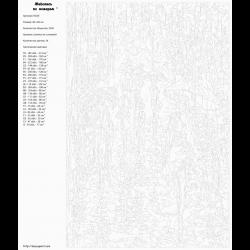 Картина по номерам - Дождливые будни