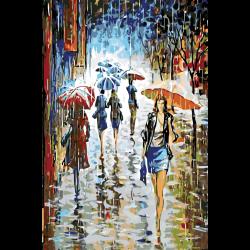 Дождливые будни