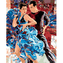 Горячий танец