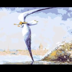 Ангел над водой